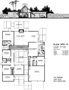 how to find blueprints of your house house history 101 how to research your pad and find your plans eichler network