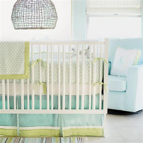 sprout crib bedding set by new arrivals inc