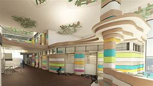 Students design with autodesk at njit synergis for Interior decorator school online