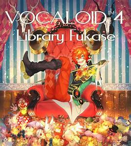VOCALOID Fukase Design Contest Winner Announced VNN