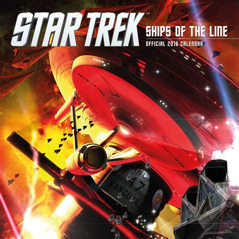 star trek ships calendars ukposterseuroposters