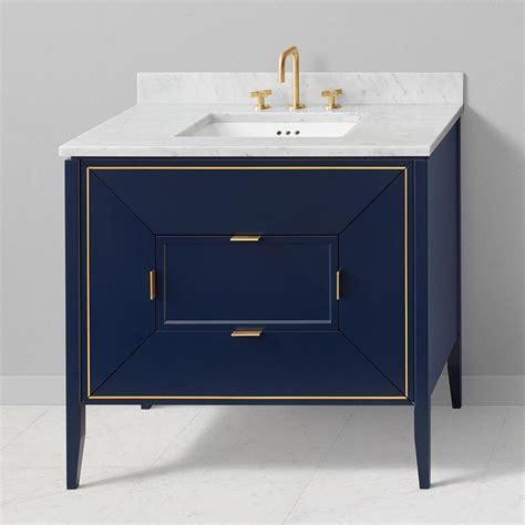 navy bathroom vanity navy bathroom vanity ideas top bathroom navy