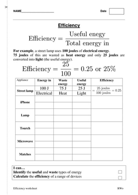 p1 2 energy efficiency and conservation of energy by