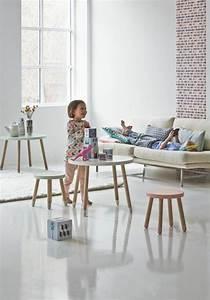 Table Enfant Scandinave : la table basse scandinave simplicit et beau style ~ Teatrodelosmanantiales.com Idées de Décoration