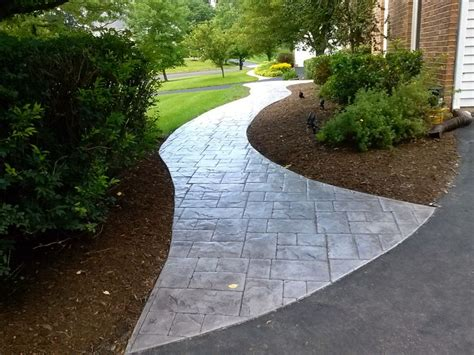 25 best ideas about sted concrete walkway on
