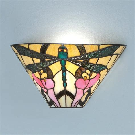 tiffany style ceiling fans with lights tiffany style wall lights lighting and ceiling fans