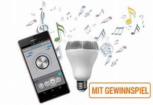 Lampe Mit Lautsprecher : mipow playbulb led lampe per smartphone app steuern ~ Eleganceandgraceweddings.com Haus und Dekorationen