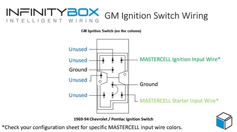 gm ignition switch