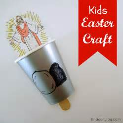 Kids Easter Craft {Tutorial} Find Daily Joy