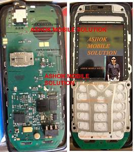 Ashok Mobile Solutions  Nokia 1616