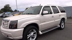 2005 Cadillac Escalade Eureka  Redding  Humboldt County  Ukiah  North Coast  Ca 5r105697