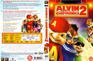 Alvin and the Chipmunks DVD-Cover