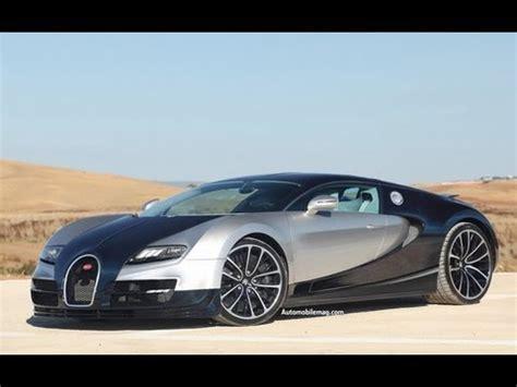 Bugatti Veyron Hp by New Bugatti Veyron 1600 Hp Scoop