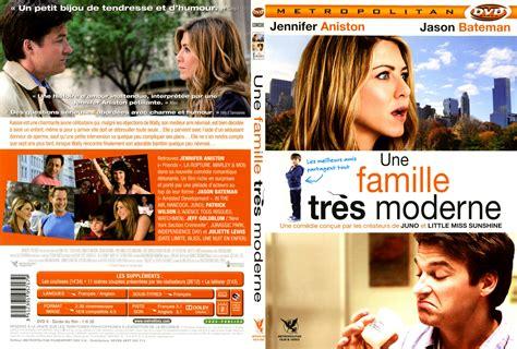 jaquette dvd de une famille tres moderne slim cin 233 ma