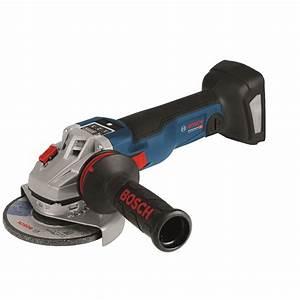 Bosch Pro 18v : bosch blue 18v professional connected angle grinder ~ Carolinahurricanesstore.com Idées de Décoration
