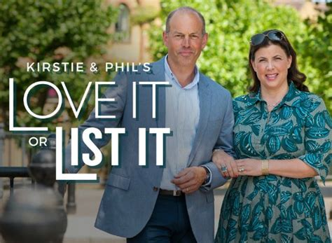 Kirstie And Phil's Love It Or List It  Next Episode