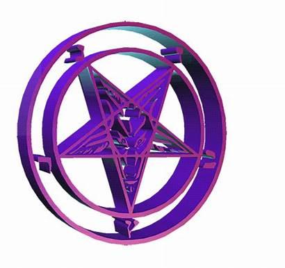 Satan Transparent 666 Devil 3d Worship Gifs