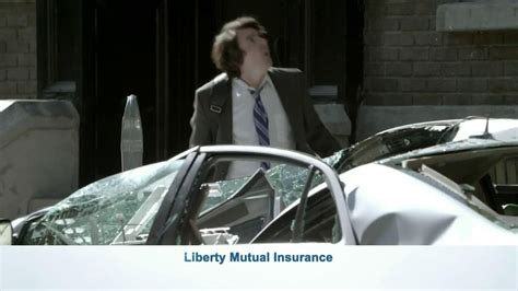 liberty mutual  car replacement tv commercial