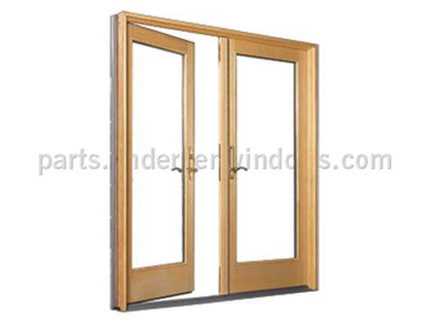Andersen Outswing Patio Doors by Outswing Patio Door Parts Andersen