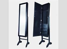mirrored jewelry cabinet armoire 28 images black