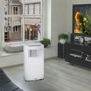 Klimagerät Für Wohnung : mobile klimaanlage eurom 9000btu klimager t wohnung b ro ~ Michelbontemps.com Haus und Dekorationen