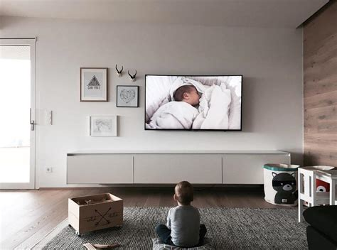Auf Welche Höhe Hängt Man Den Fernseher? Jetzt Tipps Lesen