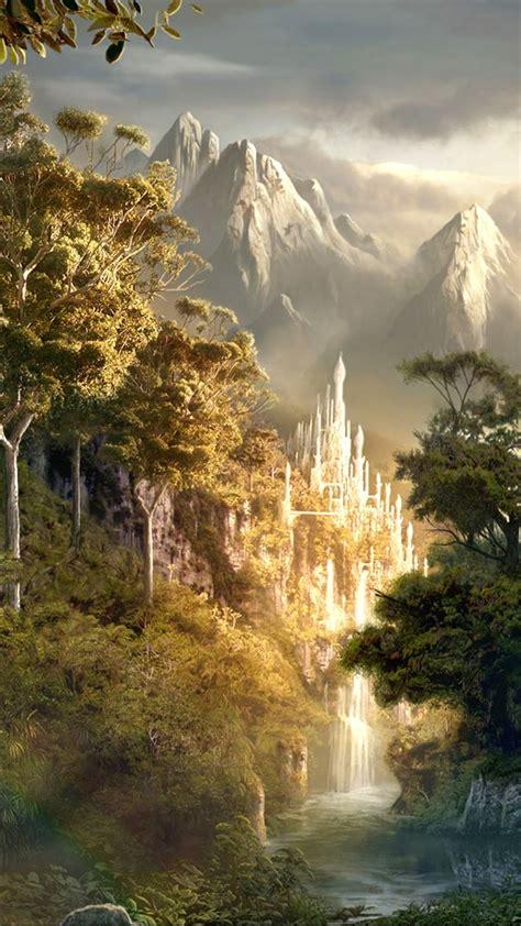 fantasy landscape wallpaper  images