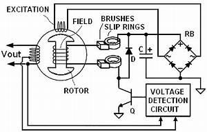 Wiring Diagram Car Voltage Regulator