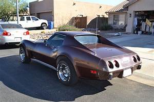 1974 Chevrolet Corvette Stingray  4 Speed Manual