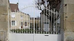 fermetures exterieures portail et porte de garages With porte de garage enroulable jumelé avec clé porte blindée