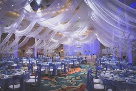 wedding decoration in blue fresh royal blue and silver wedding decorations creative