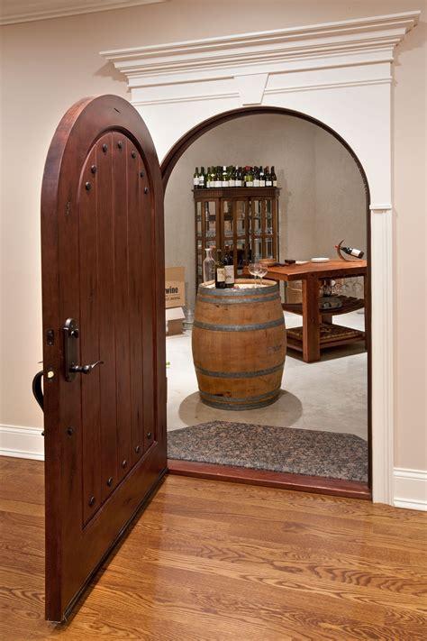 interior door custom single solid wood  medium