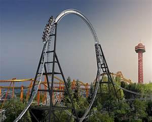 Six Flags Magic Mountain Full Throttle