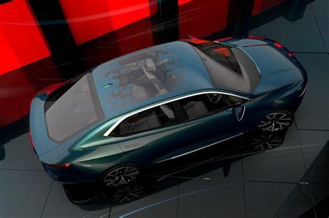 Tata E-vision Sedan Concept Detailed Gallery