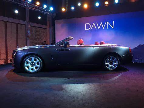Rolls Royce Dawn Launched At Rs 625 Crore Throttle Blips