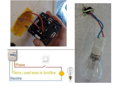 cabler un interrupteur installer brancher un interrupteur avec une le un ex no