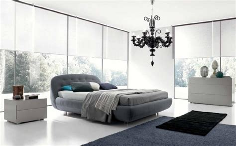 italy nano fabric luxury bedroom furniture sets
