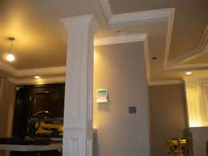 interior home columns interior columns add class to space your rooms in your