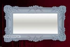 Spiegel Weiß Shabby : wandspiegel wei gold 96x57 barock spiegel wanddeko shabby ~ Sanjose-hotels-ca.com Haus und Dekorationen