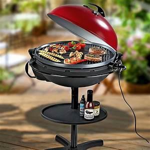 Grand Barbecue Electrique : le plus grand barbecue sph rique lectrique mobile d ~ Melissatoandfro.com Idées de Décoration