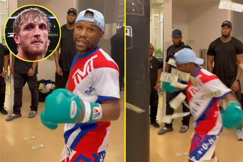 Floyd Mayweather responds to critics with subtle message ...