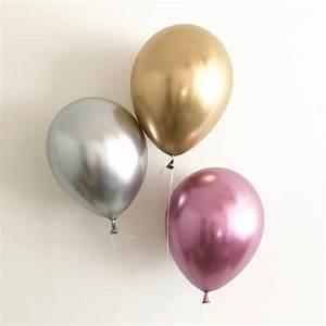 NEW Chrome Ball... Balloons