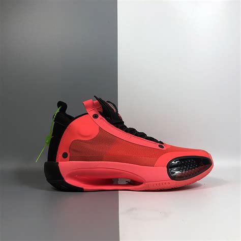 Air Jordan 34 Infrared 23black For Sale Jordans For All