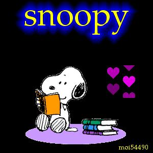 snoopy page