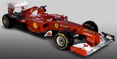 Ferrari F1 2012 presentazione: F2012, ecco la nuova monoposto