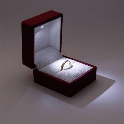 engagement ring box ring box wedding ring box