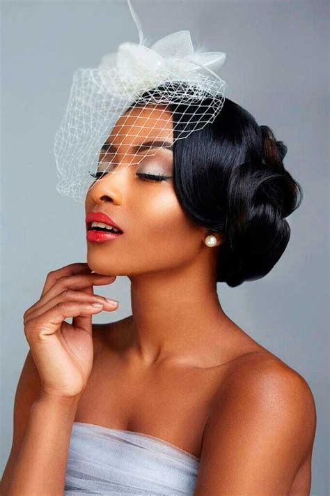 Updo Hairstyles For Black Wedding by 42 Black Wedding Hairstyles Crowning Black