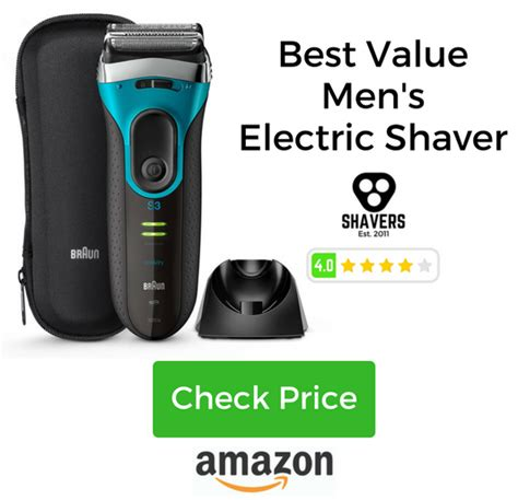 awarded mens  electric shaver mar  uk reviews