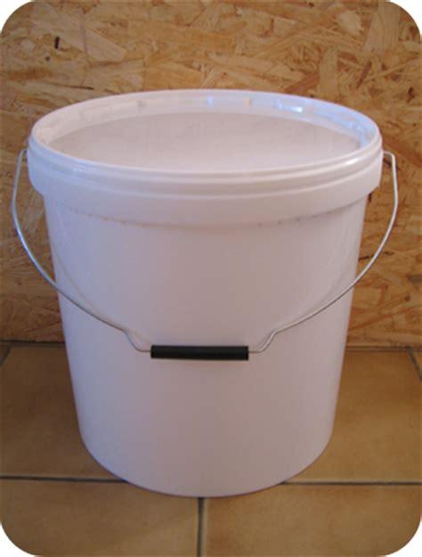 seau plastique pour toilette seche fabulous toilettes