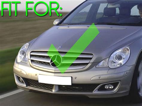 depo 06 10 mercedes w251 r class replacement oval glass